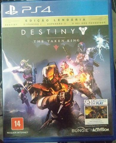 DESTINY jogo ps4