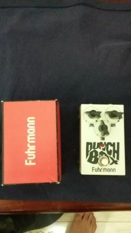 Pedal Furhmann Punch Box