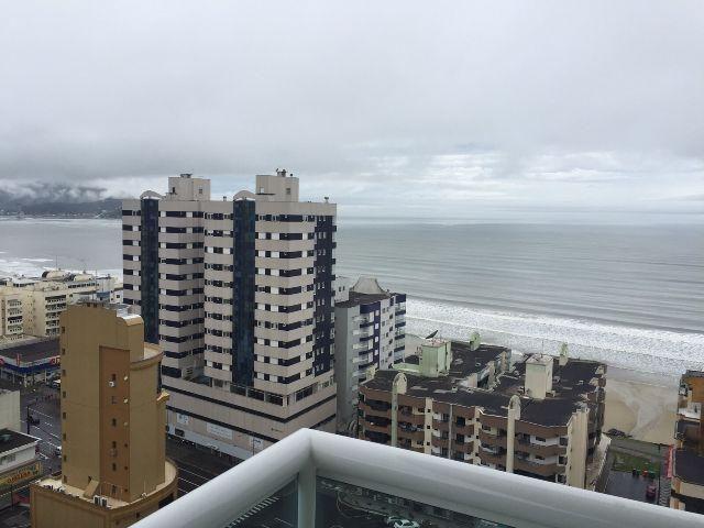 Vista pro Mar -Jardim das Alamandas Residence – Meia Praia - Itapema – SC Apartamento Novo