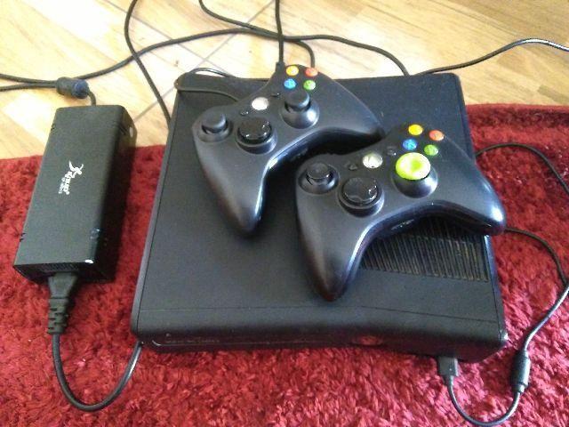 Xbox 360 Destravado com HD