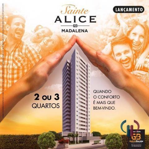 Lançamento na Madalena 03 quartos Sainte Alice