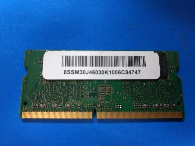Memória 04GB Ddr4 2133MHz - Nova