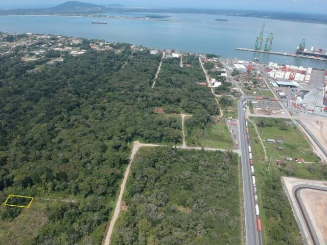 Terreno à venda, 480 m² por r$ 55.000,00 - santa terezinha - itapoá/sc - Foto 3