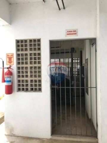 Apartamento com 1 dormitório à venda, 41 m² por r$ 230.000,00 - ponta negra - natal/rn - Foto 11