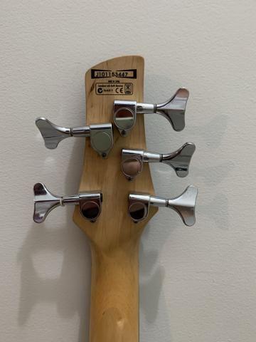 Baixo Ibanez GSR 205 - 5 cordas