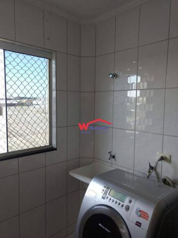 Apartamento com 2 dormitórios à venda, 57 m² por r$ 250.000 - rua vinte e cinco de dezembr - Foto 10