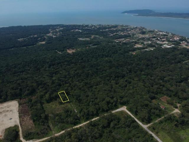 Terreno à venda, 480 m² por r$ 55.000,00 - santa terezinha - itapoá/sc - Foto 4