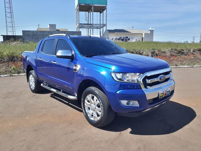 Ford/Ranger Limited 3.2 4x4 Automática - Foto 6