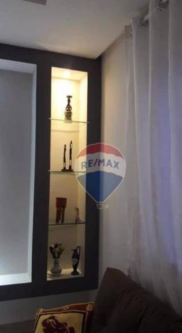 Apartamento residencial à venda, paraíso dos pataxós, porto seguro. - Foto 6