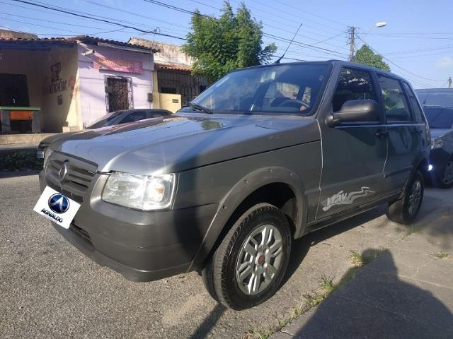 Fiat Uno Way 2013 Flex 1.0