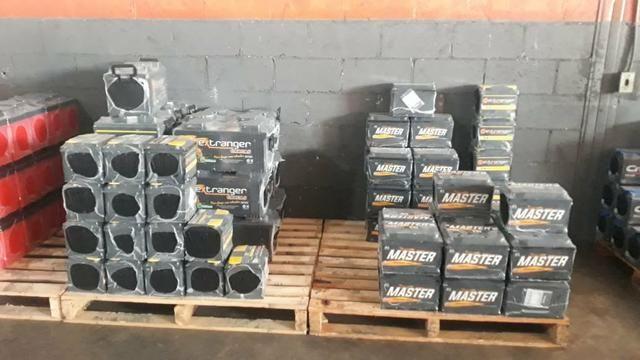 Baterias com base de troca novas em promoção CONFIRAN