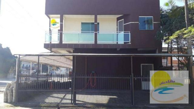 Predio comercial C/ 2 apto à venda por R$ 1.380.000 - Brasília - Itapoá/SC - Foto 7