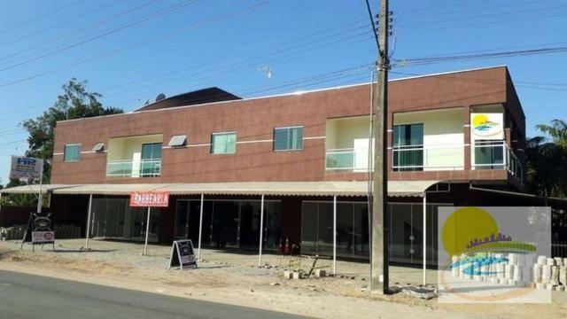 Predio comercial C/ 2 apto à venda por R$ 1.380.000 - Brasília - Itapoá/SC - Foto 6