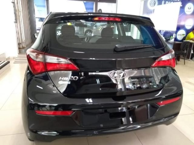 HYUNDAI HB20 1.0MT UNIQUE BLUEAUDIO 2019 - Foto 6