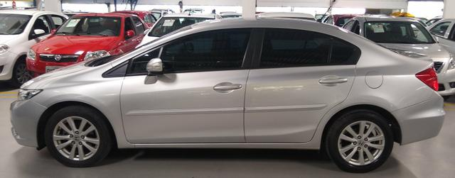 Civic aut LXR 2014 Novíssimo!! - Foto 6