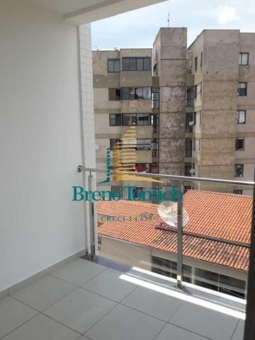 Apartamento com 3 dormitórios para alugar, 100 m² por r$ 1.300/mês - fátima - teófilo oton - Foto 10