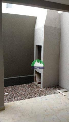 Sobrado à venda, 83 m² por R$ 225.000,00 - Cidade Industrial - Curitiba/PR - Foto 4