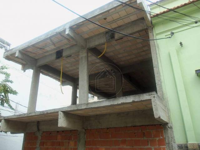 Casa com 3 dormitórios à venda, 110 m² por r$ 650.000,00 - tijuca - rio de janeiro/rj