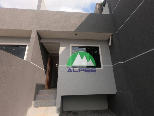Casa à venda, 50 m² por R$ 190.000,00 - Sítio Cercado - Curitiba/PR - Foto 4