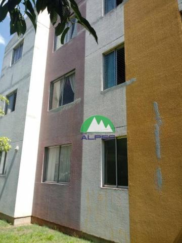 Apartamento residencial à venda, Cidade Industrial, Curitiba. - Foto 3