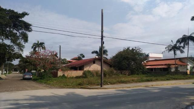 Terreno em Itapoá no asfalto, esquina, próximo a praia, comercial e residencial - Foto 8