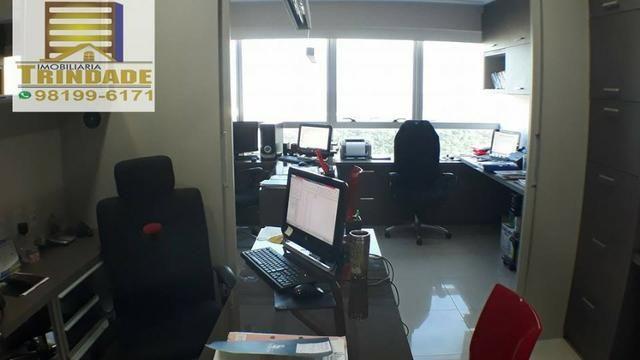 Linda Sala Comercial No Office Tower _ Renascença _ Toda Projetada