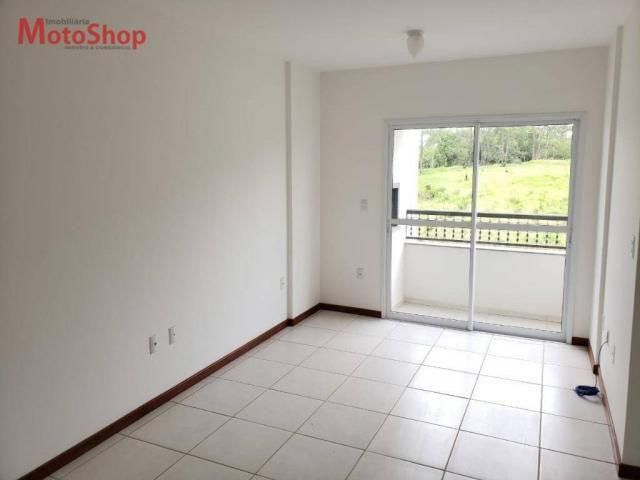 Apartamento com 2 dormitórios para alugar, 52 m² por R$ 900/mês - Coloninha - Araranguá/SC - Foto 5