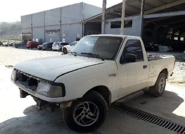 Sucata Ranger XL 4.0 V6 12V 1996 Para Retirada de Peças