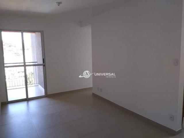 Apartamento com 2 quartos para alugar por r$ 900/mês - costa carvalho - juiz de fora/mg - Foto 2