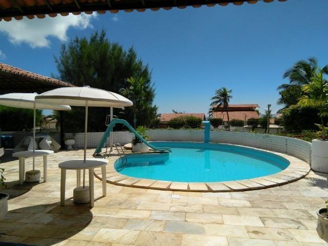 Linda Casa Clube de Praia no Iguape