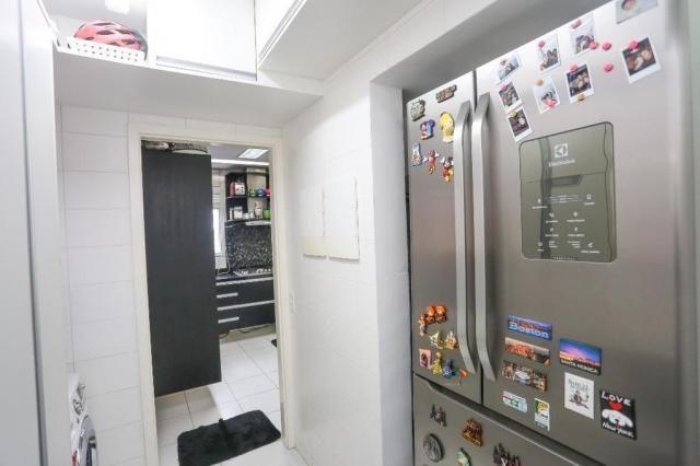 Apartamento à venda com 3 dormitórios em Mossunguê, Curitiba cod:71627 - Foto 8