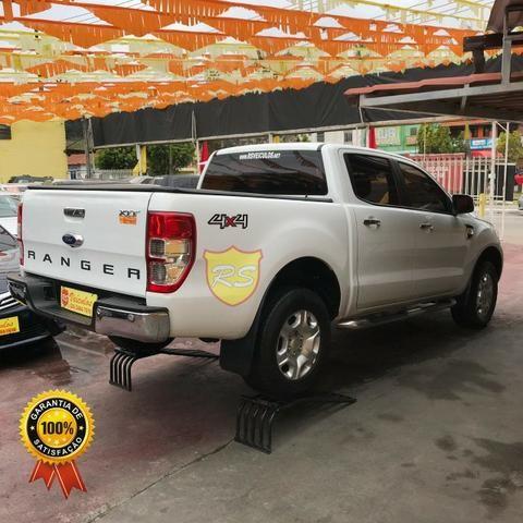 Ford Ranger Xlt 3.2 Diesel Unico Dono Impecavel - Foto 9