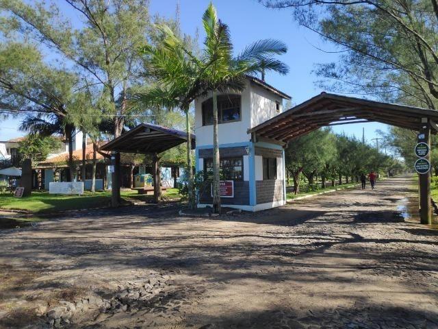 Terreno - Condomínio Lagoa Mar / Balneário Gaivotas - Ac. Carro - - Foto 9