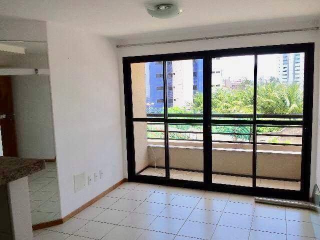 Apartamento 2/4 - Candelária - Residencial Cozumel - Foto 2