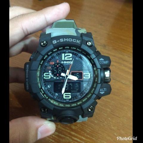 18c417d61de Relógio Casio G-SHOCK digital e analógico - Bijouterias
