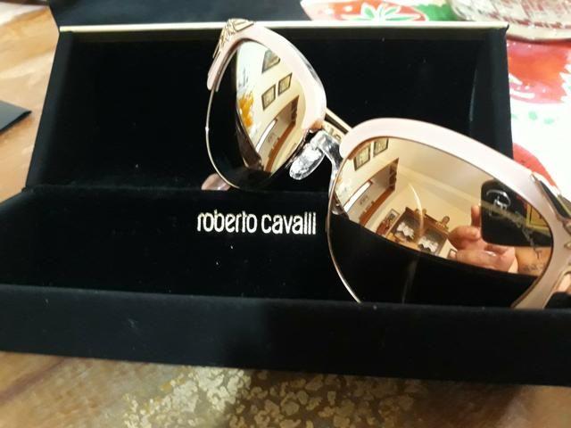 Óculos sol Roberto Cavalli novissimo - Bijouterias, relógios e ... b61c1df58b
