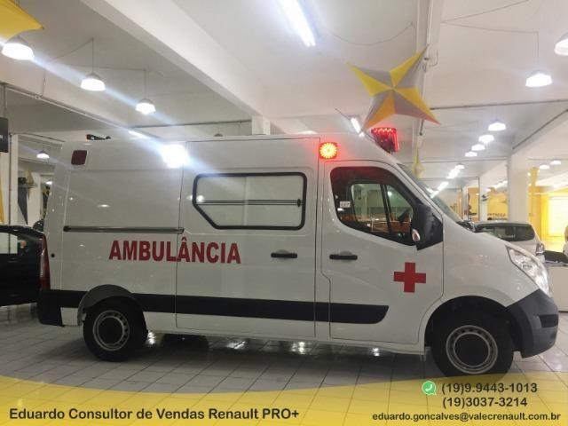 Master L2H2 Pack Conforto UTI Ambulância 19/20 Niks - Foto 3