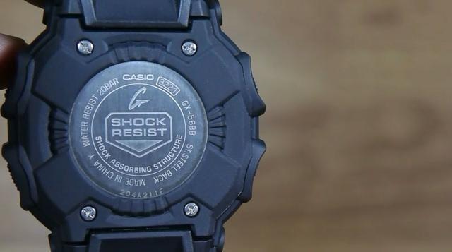 63588a5542f Casio G-shock GX56BB-1 GX-56BB-1
