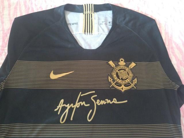 18d6b182d7 Camisa Corinthians Ayrton Senna - Roupas e calçados - Jardim Tamoio ...