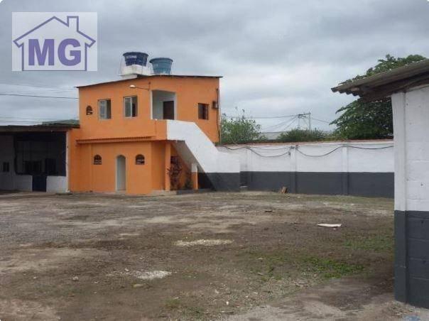 Galpão para alugar, 366 m² por r$ 12.000/mês - botafogo - macaé/rj - Foto 16