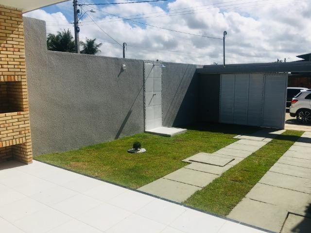 Linda casa com documentação grátis 2 quartos e 2 suites,entrada em 12x , * - Foto 4