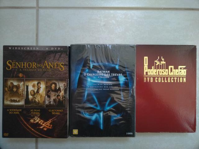 DVD's de Filmes e Seriados - ORIGINAL! - Foto 3