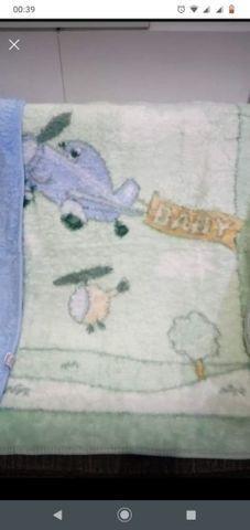 Vendo 2 Cobertor Infantil