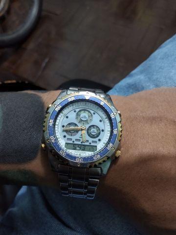 Relógio Citizen combo (troco)