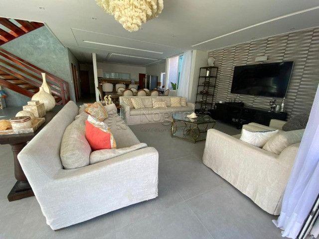 KMRL-Casa dos sonhos em Porto de Galinhas - 10 quartos (c/suítes) - 4 vagas - piscina - Foto 3