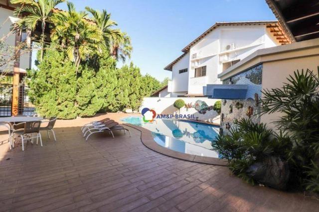 Sobrado com 4 dormitórios à venda, 638 m² por R$ 3.199.000,00 - Residencial Granville - Go - Foto 3