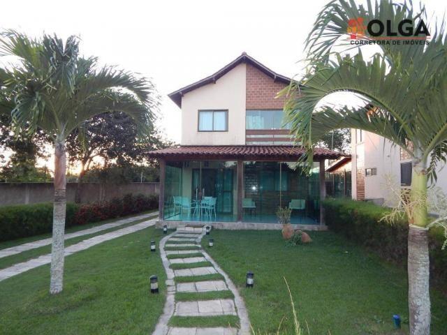 Casa em condomínio com 5 dormitórios à venda, 190 m² por R$ 480.000 - Santana - Gravatá/PE - Foto 2