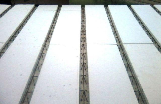 Laje treliça com isopor - Foto 2