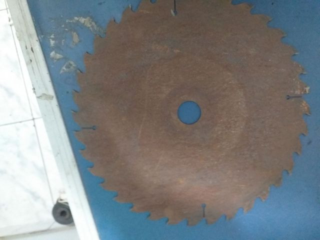 Serra circular com pontas diamantada  - Foto 2