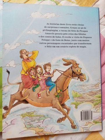 Livros Sítio do Picapau Amarelo clássicos - Foto 3